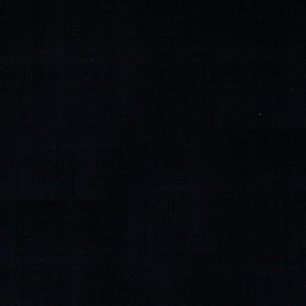 Enfärgad trikå svart 17