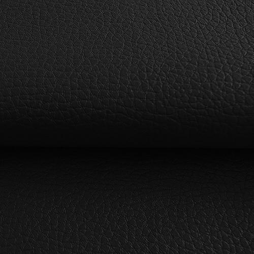 Galon 12 mörkgrå polyester skinn
