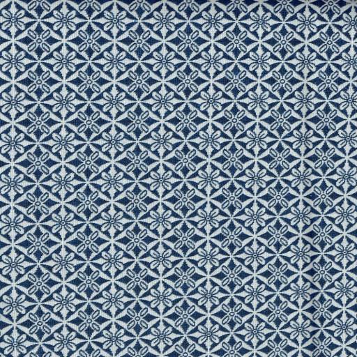 Vargön , möbel/gardintyg, blå