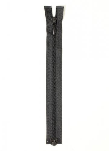 Osynlig delbar blixtlås 30 cm Grå 578