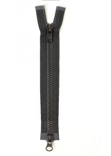 Blixtlås 2x Delbar 65 cm 6mm Y502