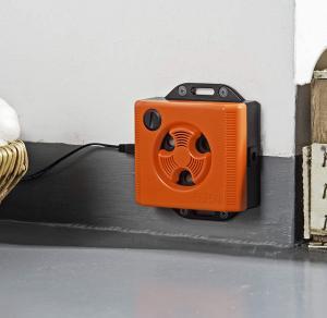TOPO STOP E250 Effektiv musskrämma och råttskrämma för 250 m².