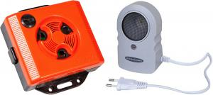 TOPO STOP® E300 Mouse and rat ultrasound repeller package