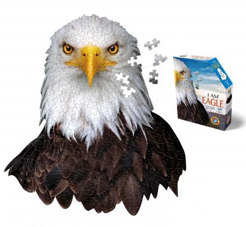 I Am Eagle, Head Shape Puzzles 300  bitar