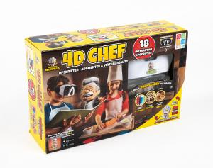 4D Chef Norge