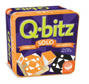 Q-Bitz Solo Orange Edition