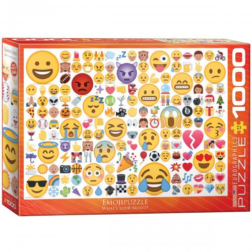 Emojipuzzle What's your Mood?