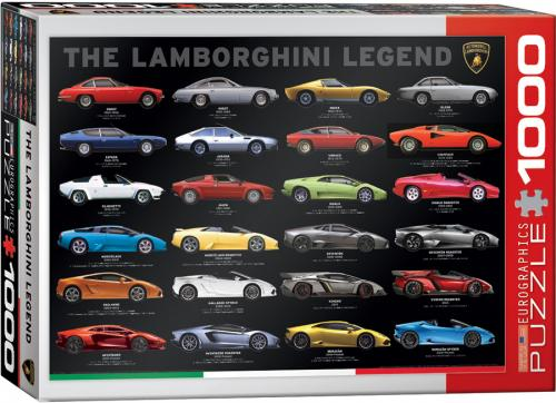 The Lamborghini Legend