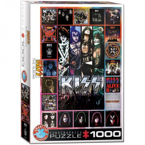 KISS The Albums