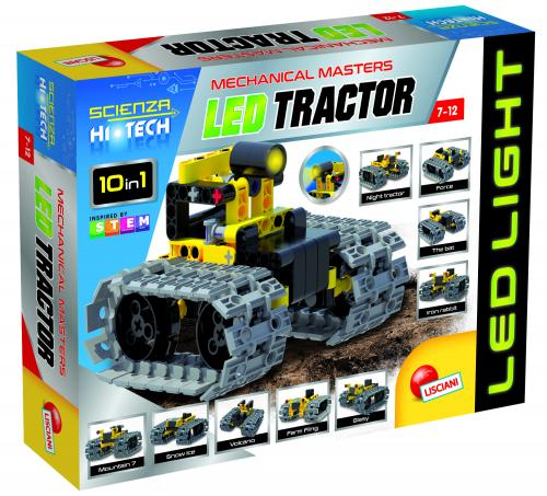 Led Tractor