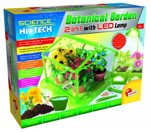 Botanical Garden 2 i 1 With Led