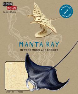 Animal Collection: Manta Ray