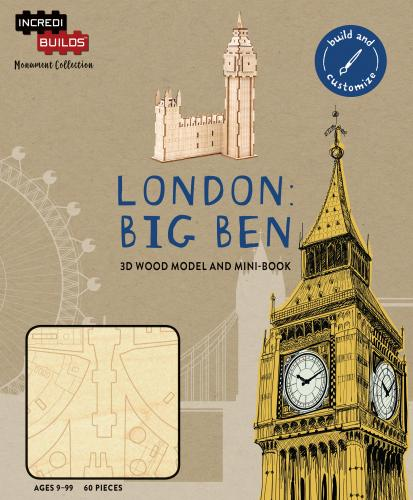 Monument Collection: London: Big Ben