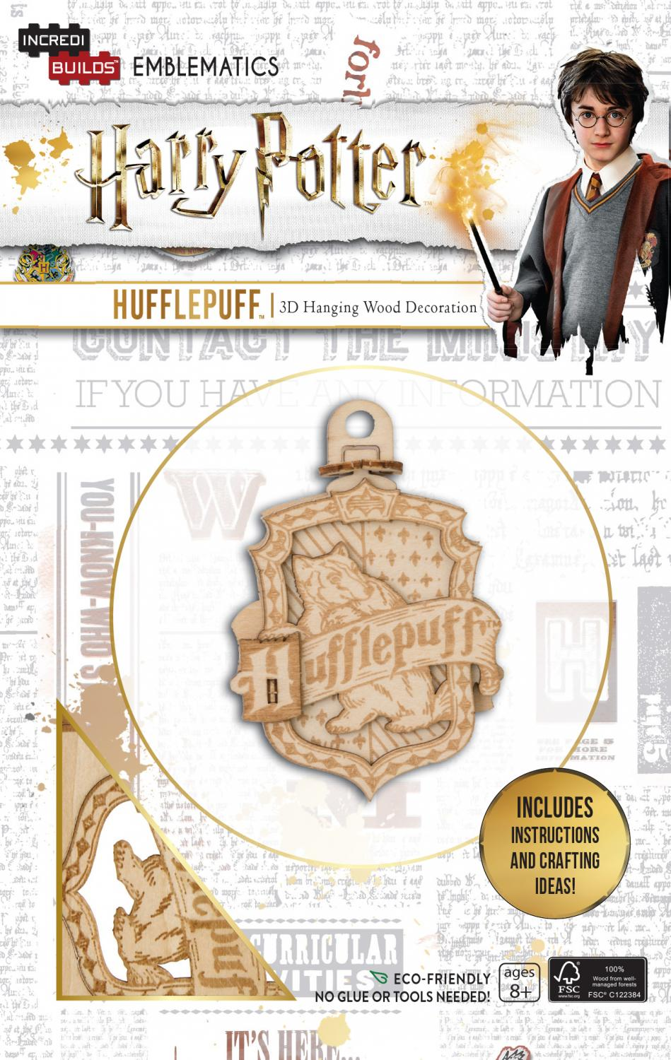 Emblematics: Harry Potter: Hufflepuff