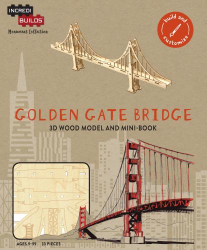Monument Collection: Golden Gate Bridge