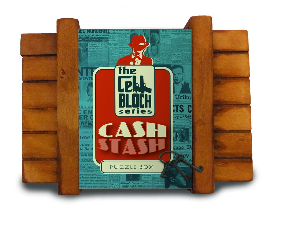 The Cell Block Series - Cash Stash
