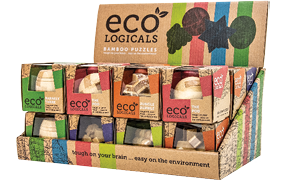 Ecologicals Display 24 st
