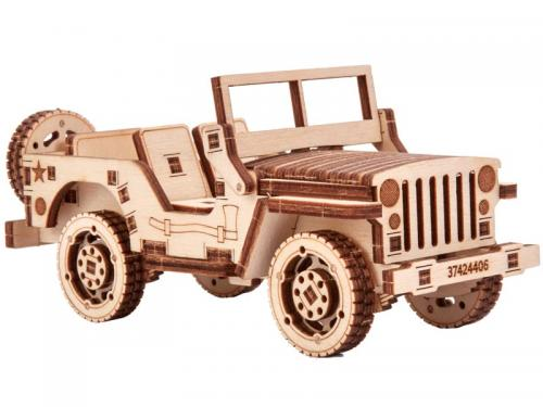 Safari Jeep 4x4