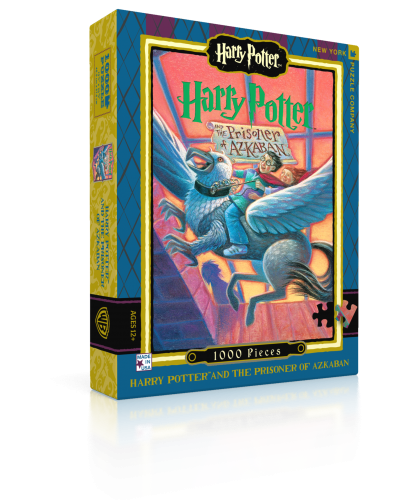 "Pussel Harry Potter ""Prisoner of Azkaban"" 1000 ..."
