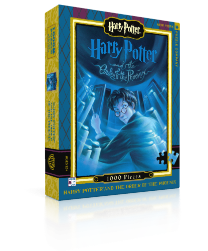 """Pussel Harry Potter """"Order of the Phoenix 1000 ..."""