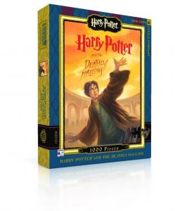 "Pussel Harry Potter ""Deathly Hallows"" 1000 bitar"