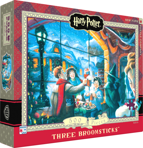 "Pussel Harry Potter ""Three Broomsticks"" 500 bitar"