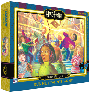 "Pussel Harry Potter ""Dumbledores Army"" 1000 bitar"