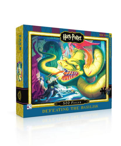 "Pussel Harry Potter ""Defeating the Basilisk"" 50..."
