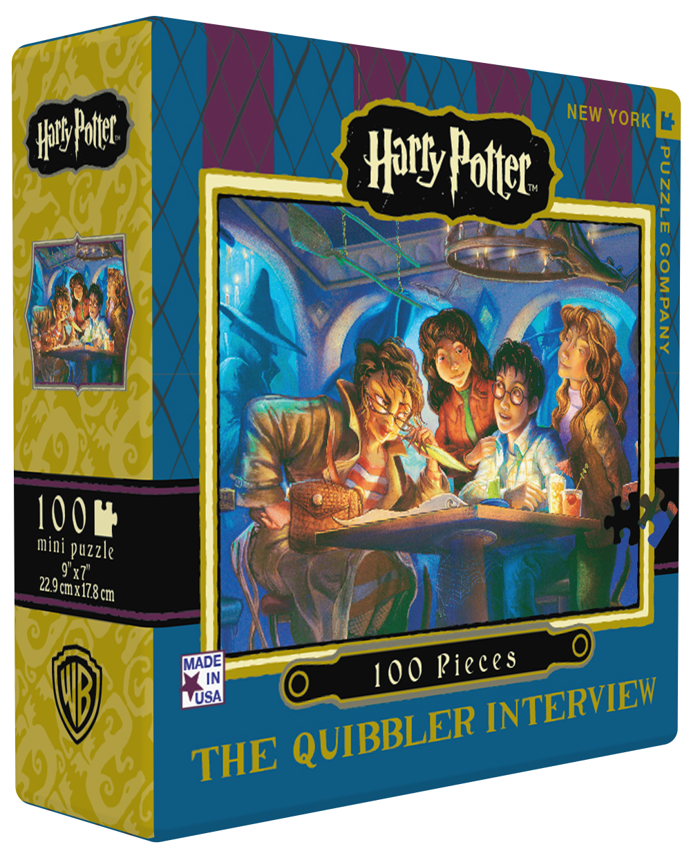 "Pussel Harry Potter ""The Quibbler Interview"" mi..."