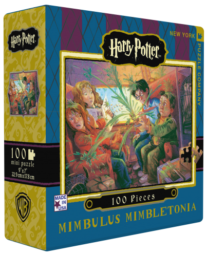 "Pussel Harry Potter ""Mimbilus Mimbletonia"" mini..."
