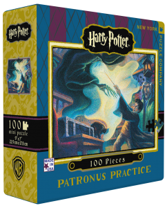 "Pussel Harry Potter ""Patronus Practice"" mini 10..."
