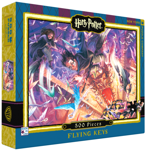 "Pussel Harry Potter ""Flying Keys"" 500 bitar"