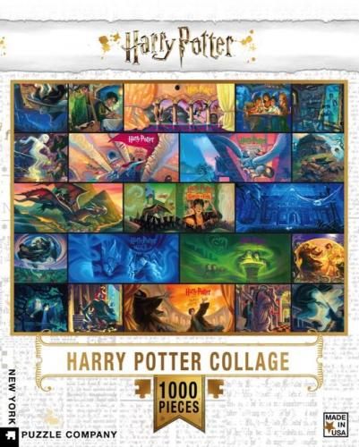 "Pussel Harry Potter ""Collage"" 1000 bitar"