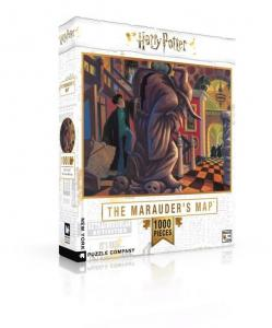 "Pussel Harry Potter ""Marauder´s Map"" 1000 bitar"
