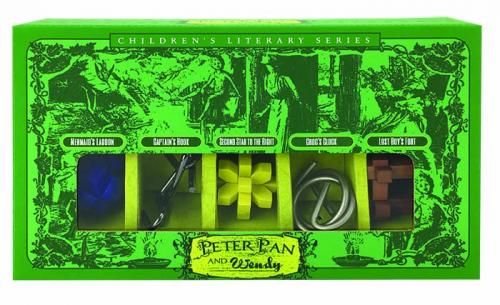 Peter Pan set of 5