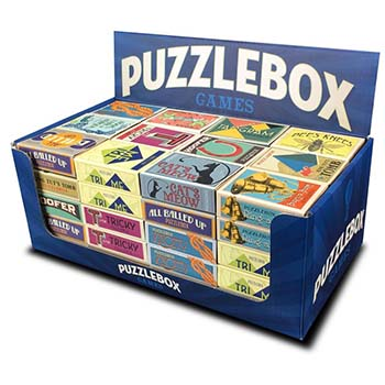 Puzzlebox Vintage Display (60st)