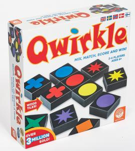 Qwirkle Nordisk version