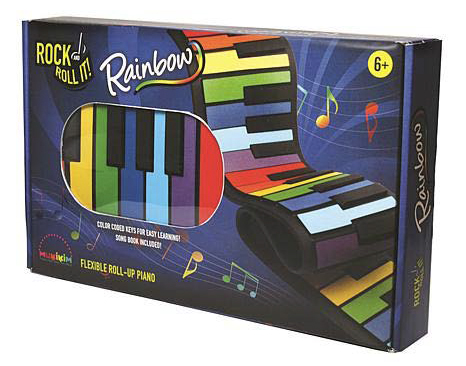 Rock N Roll It - Piano Rainbow