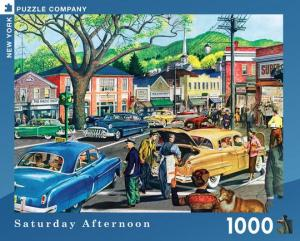 "Pussel GM ""Saturday Afternoon"" 1000 bitar"
