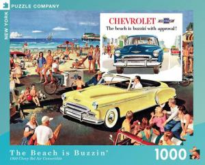 "Pussel GM ""Beach Is Buzzin´"" 1000 bitar"