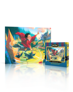 "Pussel Harry Potter ""Quidditch"" Mini 100 bitar"
