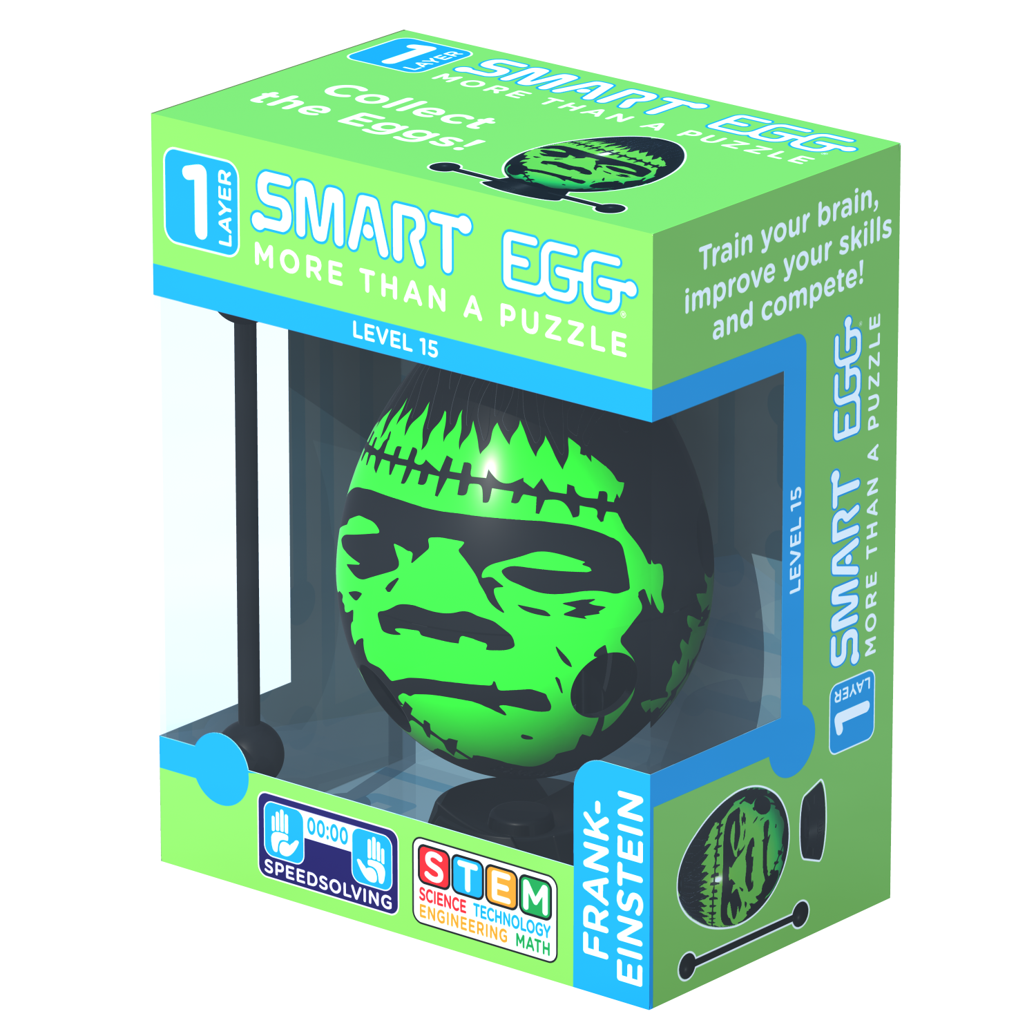 Smart Egg Frank-Einstein