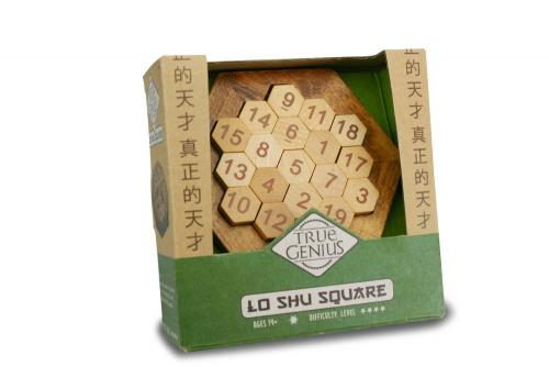 True Genius - Lo Shu Square