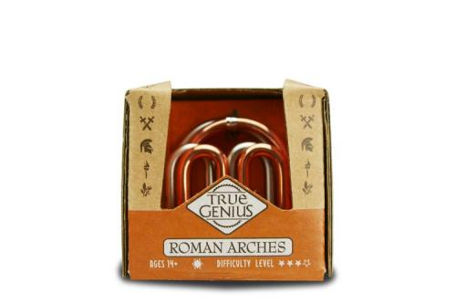 True Genius - Roman Arches