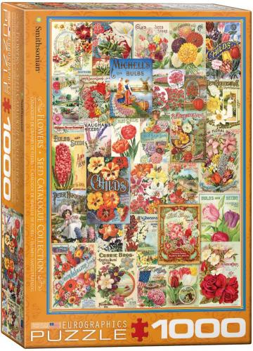 Flower Seed Catalog Covers
