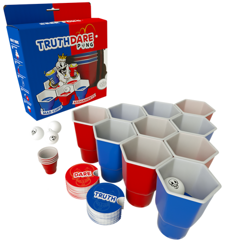 Truth-Dare-Pong