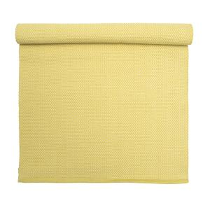 Bordslöpare Maro, enfärgad melerad, gul