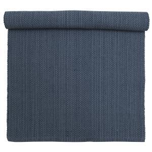Bordslöpare Maro, enfärgad melerad, blå