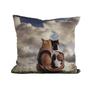 Kuddfodral Ciars, kattkärlek, Love You