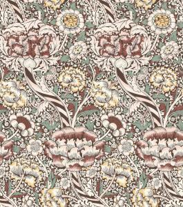 Metervara William Morris, Wandle, rosa